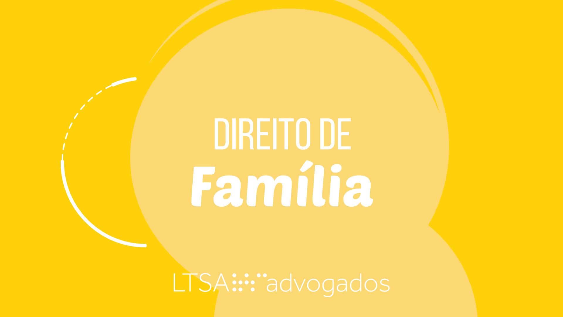 LTSA Advogados Mogi das Cruzes Direito de Família